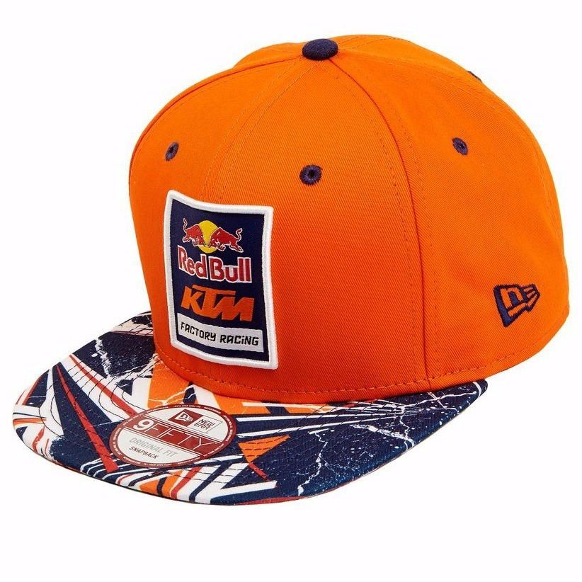 red bull ktm racing new era spikes exclusivo snapback 9fifty. Cargando zoom. a9544467654