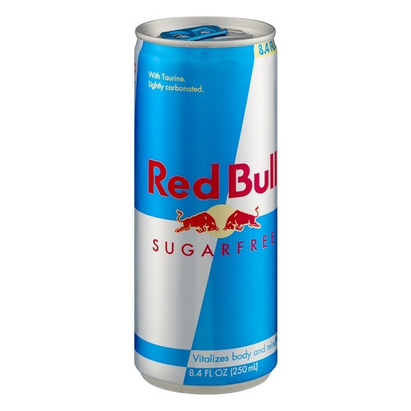 27732477f6073 Red Bull Sugar Free 12 Latas 250 Ml - Sem Açúcar Energético - R  117 ...