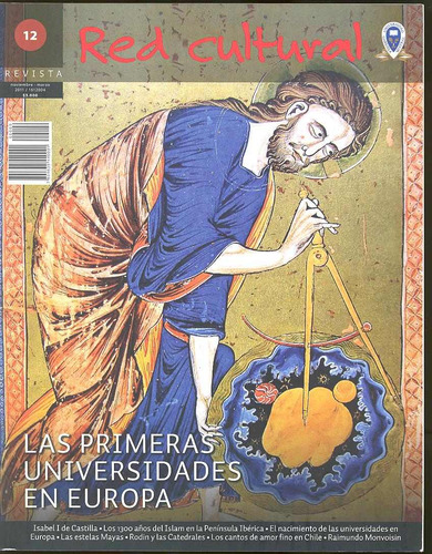 red cultural, revista n° 12, universidad gabriela mistral.