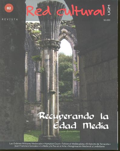 red cultural, revista n° 2, universidad gabriela mistral.