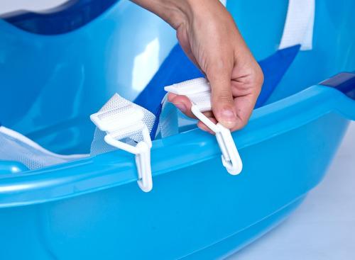 red de baño adaptador para bañeras nowy baby