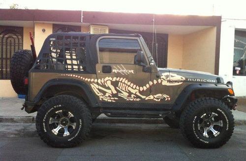 red de cargo smittybilt o toldo suave bestop jeep wrangler