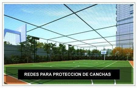 red de contencion cancha rugby voley tenis basquet proteccio