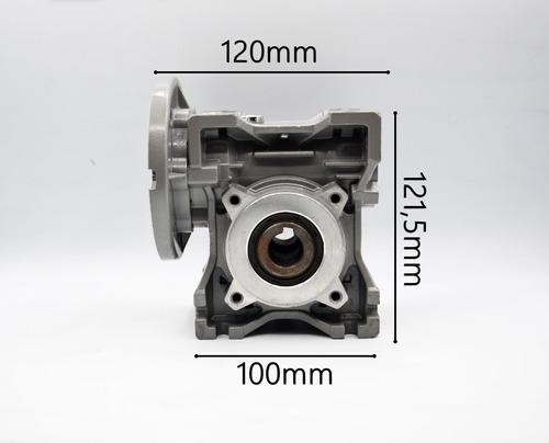 red. de velocidade q40 - p/ motores até 1/2 cv - red. - 1/25