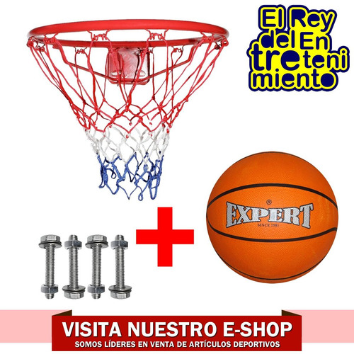 red de volley profesional 9.6mt con linga de acero + pelota