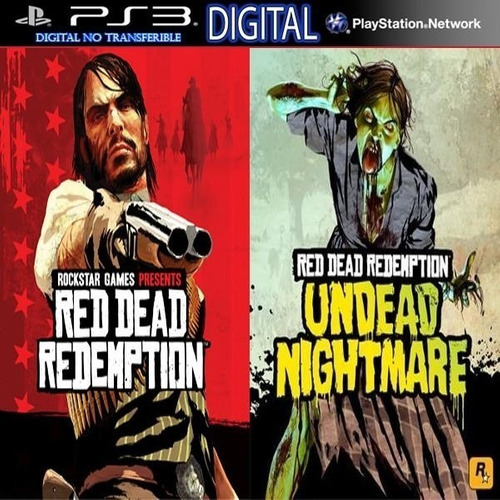red dead ps3