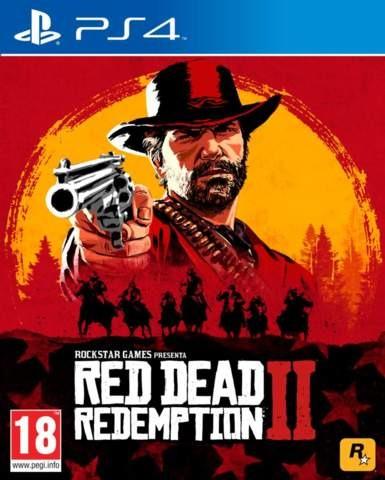 Red Dead Redemption 2 Ii Juegos Gratis Digital Ps4 U S 29 99 En