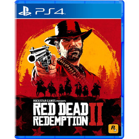 Red Dead Redemption 2 Ps4 Nuevo Fisico +mapa +contenido