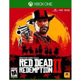 Red Dead Redemption 2 Special Edition / Xbox One / N0 Codigo
