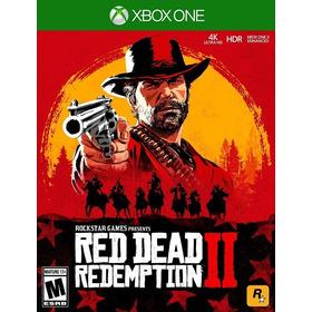 Red Dead Redemption 2 Xbox One - 25 Dígitos (envio Flash)