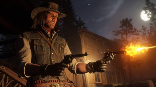 red dead redemption 2 | xbox one | juegas online