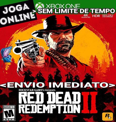 red dead redemption 2 xbox one online digital original rdr2