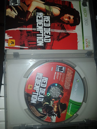 red dead redemption 360
