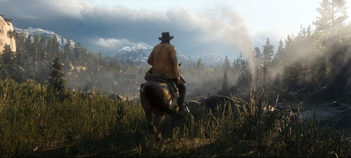 red dead redemption ii para ps4 nuevo sellado físico origina