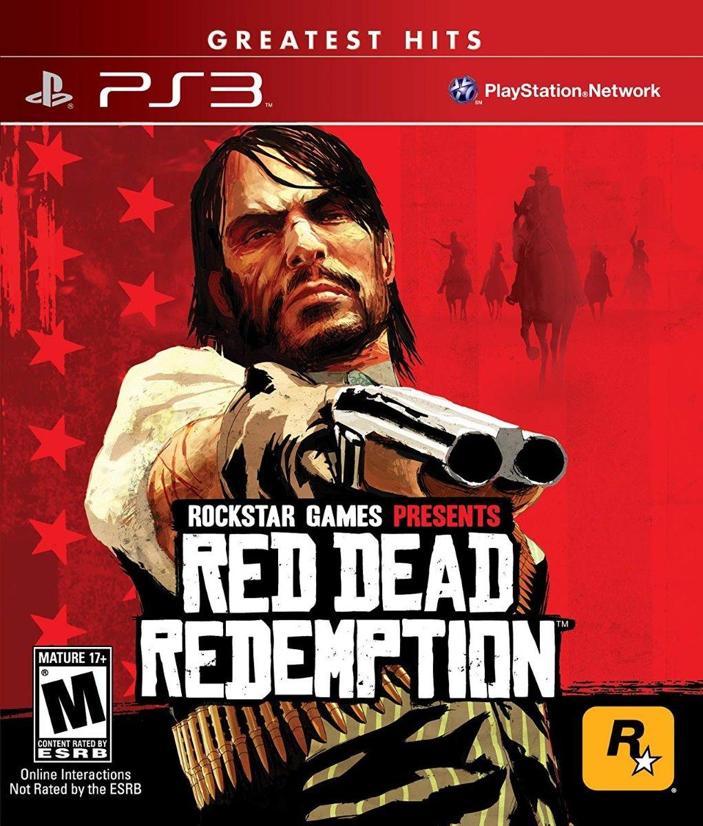 RED DEAD REDEMPTION SEMINUEVO
