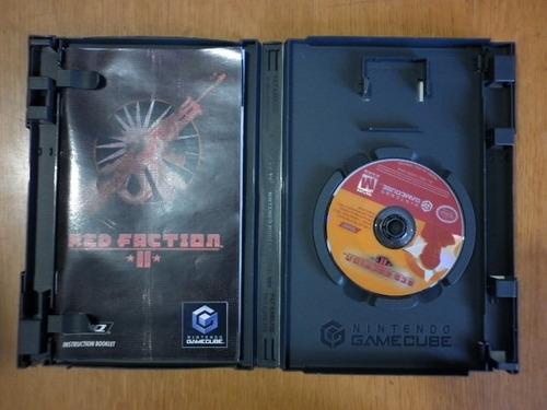 red faction 2 para nintendo game cube