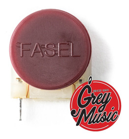 Red Fasel Wah Inductor Cry Baby Dunlop Profesional Greymusic