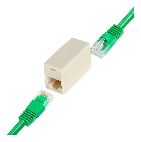 red ficha cable