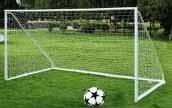 red futbol embreada para porteria medida oficial