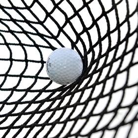 Red Golf Practica 2.20 X2.20 Mt Mallas 1.8x1.8 Cm Negro