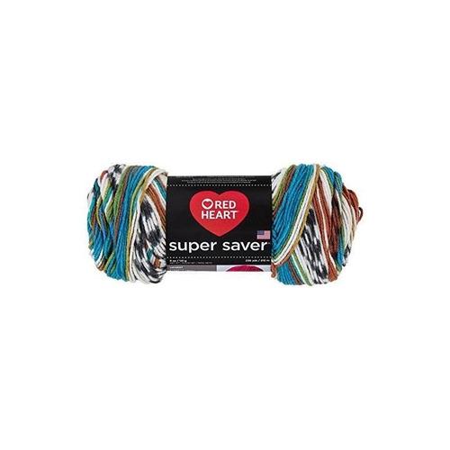 red heart super saver economy yarn, peruano