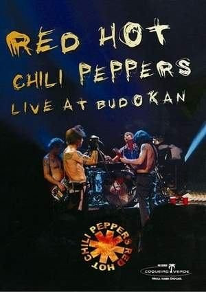 red hot chiili peppers live at budokan dvd