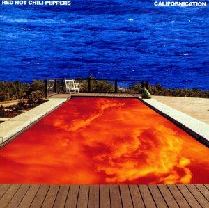 red hot chili peppers - californication (1999) - cd