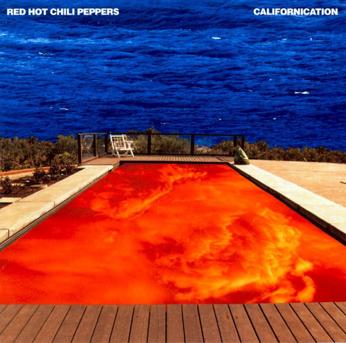 red hot chili peppers - californication vinilo nuevo sellado