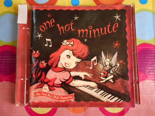 red hot chili peppers cd one hot minute
