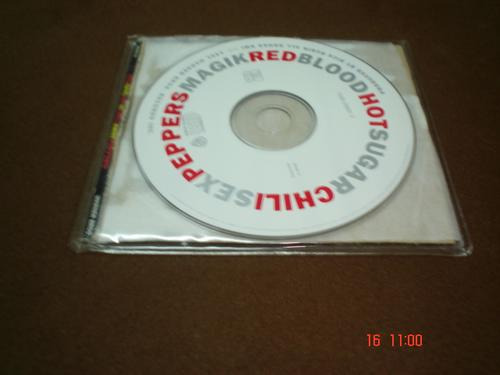 red hot chili peppers-cd single-blood sugar sex magik