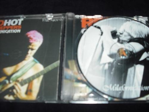 red hot chili peppers milafornication cd rarissimo