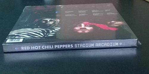 red hot chili peppers, stadium arcadium (4lp)
