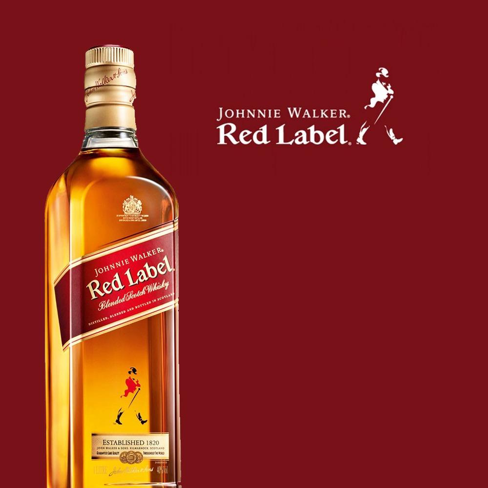 red label 1l whisky johnnie walker original. Black Bedroom Furniture Sets. Home Design Ideas