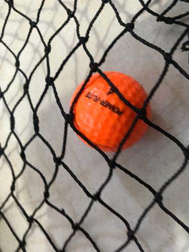 red malla bateo 2 metros x 2.5mts ancho beisbol golf 5m2