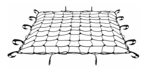 red mediana carga proteccion rack portaequipaje canastilla