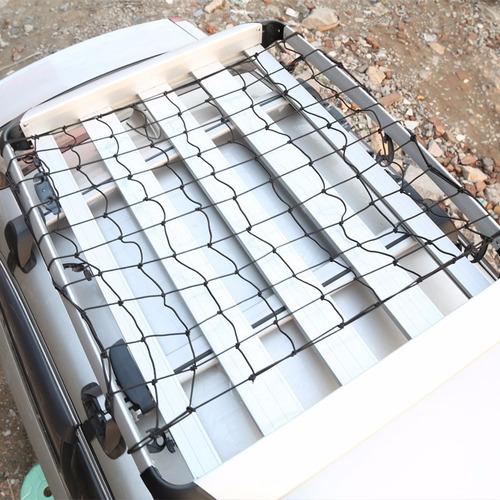 red mediana carga protección rack portaequipaje canastilla