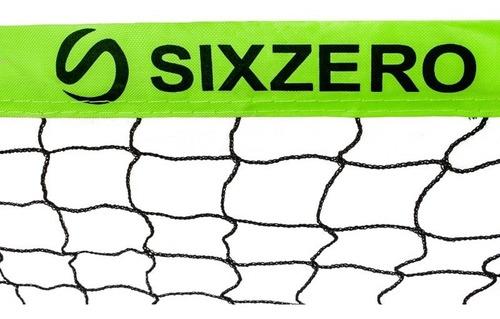 red mini futbol tenis sufix sixzero soportes bolso playa