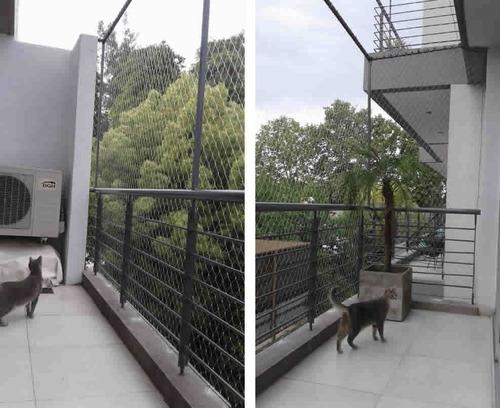 red para balcon hogar seguridad. redes