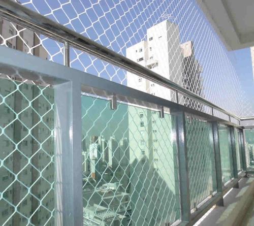 red para balcon hogar seguridad. redes de protección