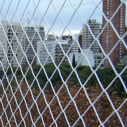 red para balcon redes
