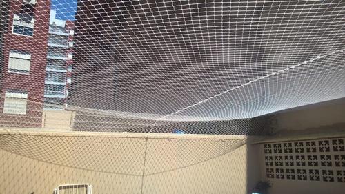 red para balcon redes balcon