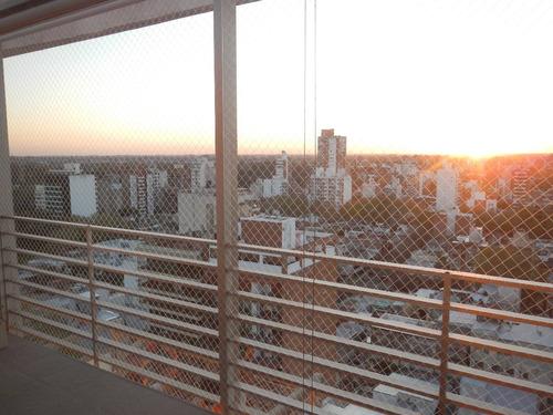 red para balcones