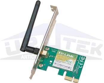 red pci wireless