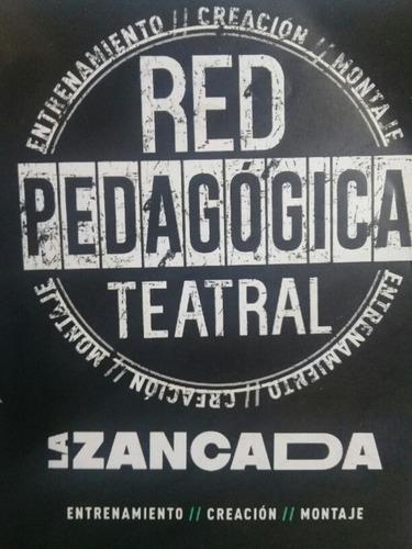 red pedagógica clases de teatro