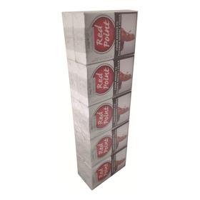 Red Point Carton X 10 Atados Común - Suave -mentolado- Azul