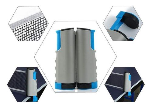 red portátil adaptable para ping pong (play anywhere)