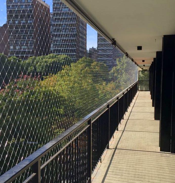 Red Proteccion Balcones Ninos Seguridad Para El Hogar 5600 En - Proteccion-balcones