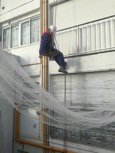red protección balcones ventanas mar del plata costa atlant