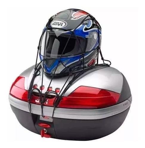 red pulpo elastica porta casco pulpo portaequipaje sti motos