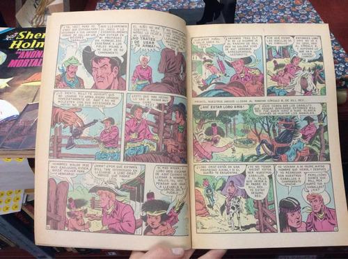red ryder año i no 5 1975 cómic antiguo vaqueros historietas